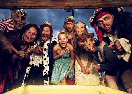 Pirater og sjørøvere kommer på besøk i juli