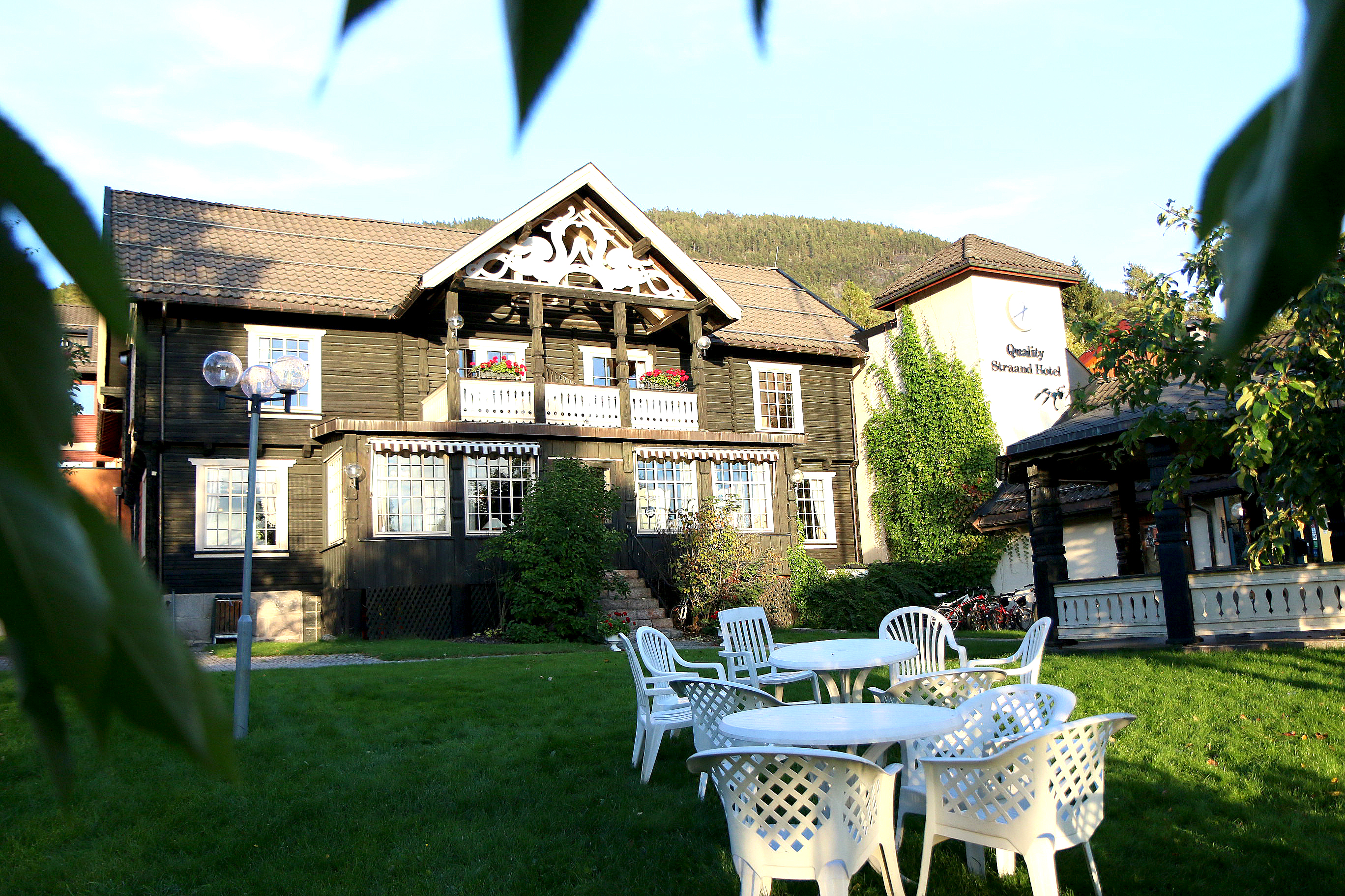 Quality Straand Hotel Foto: Flemming H. Tveitan/Fjord Line