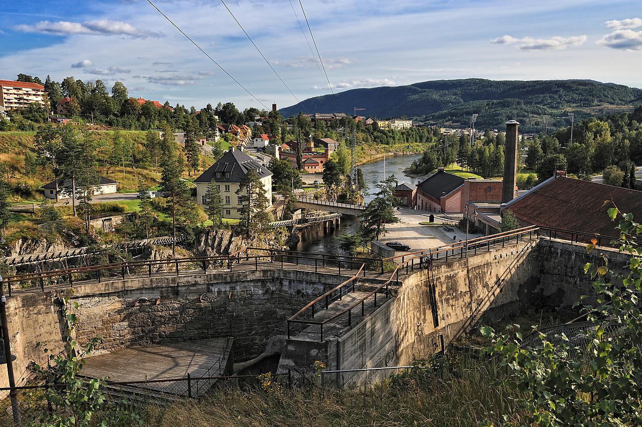 Telemarksgalleriet & Lysbuen, Notodden