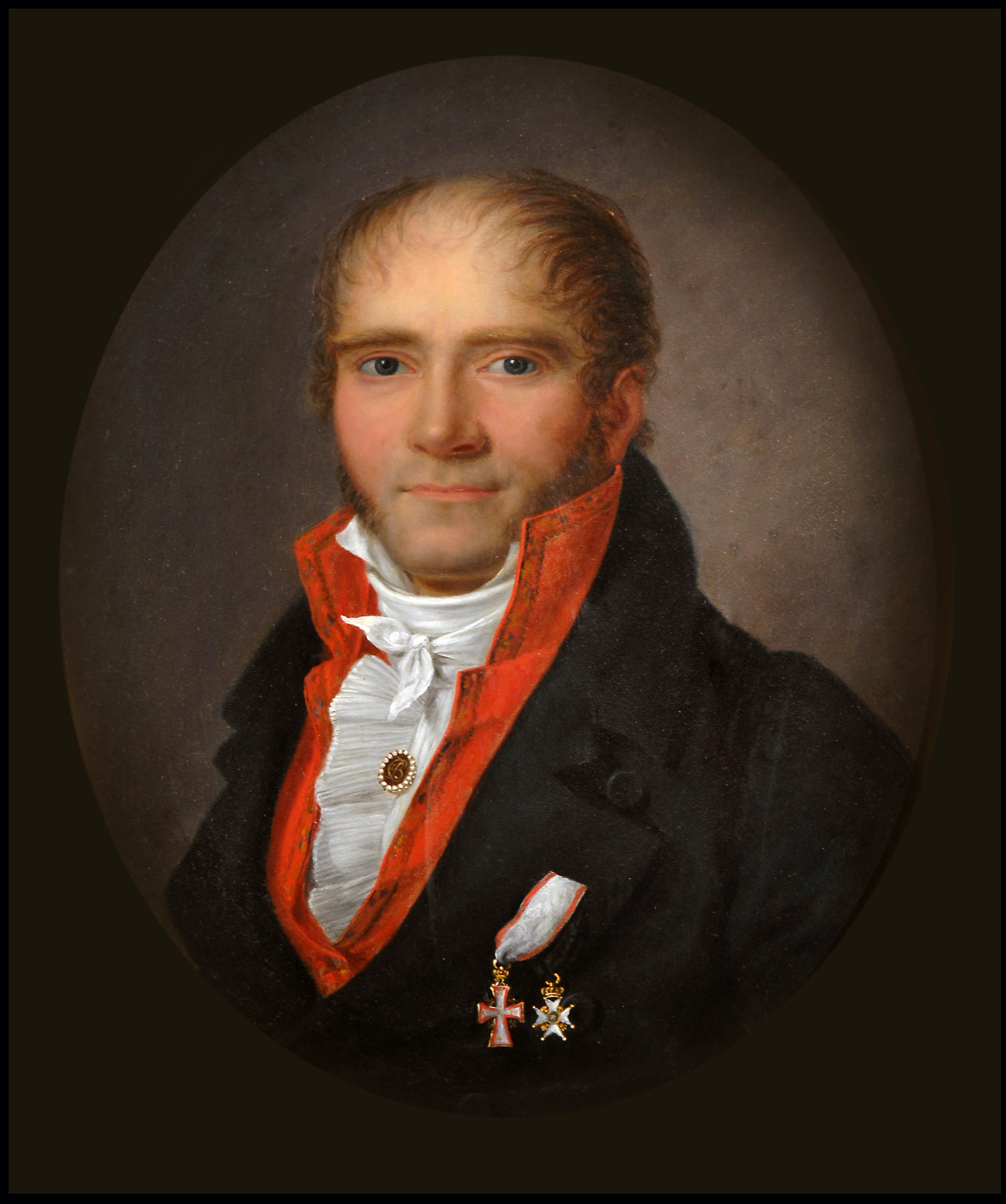 Statsraad Niels Aall (1769-1854) Foto: Tom Riis