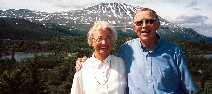 Olav og Didi