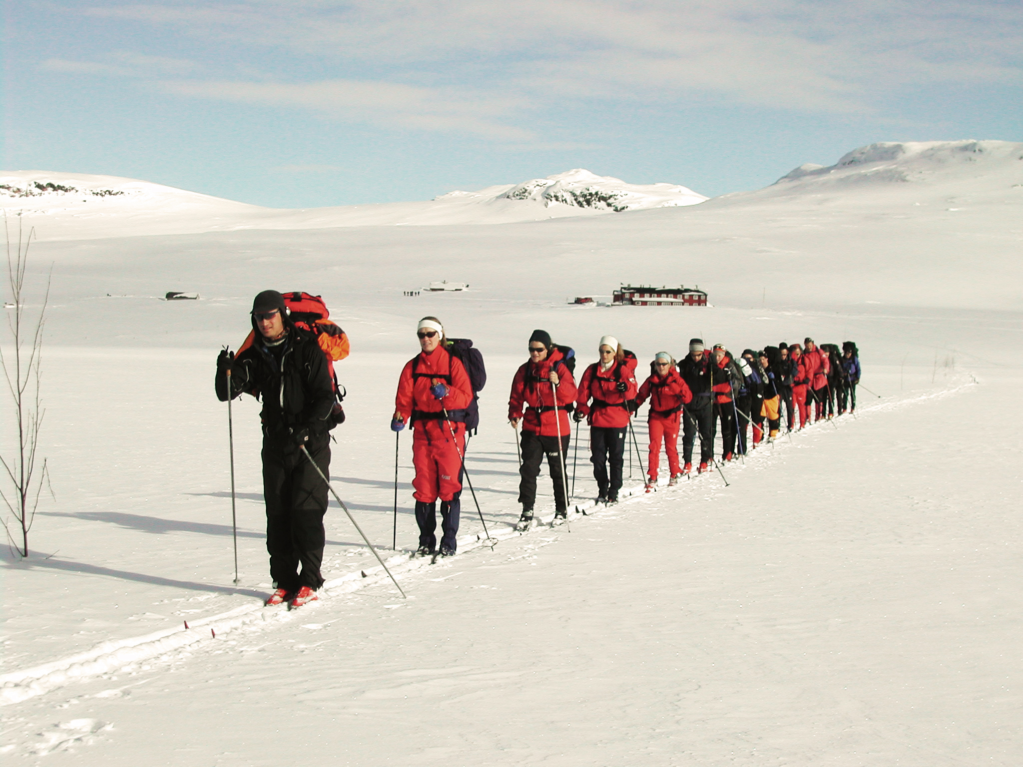 Påsken på Hardangervidda