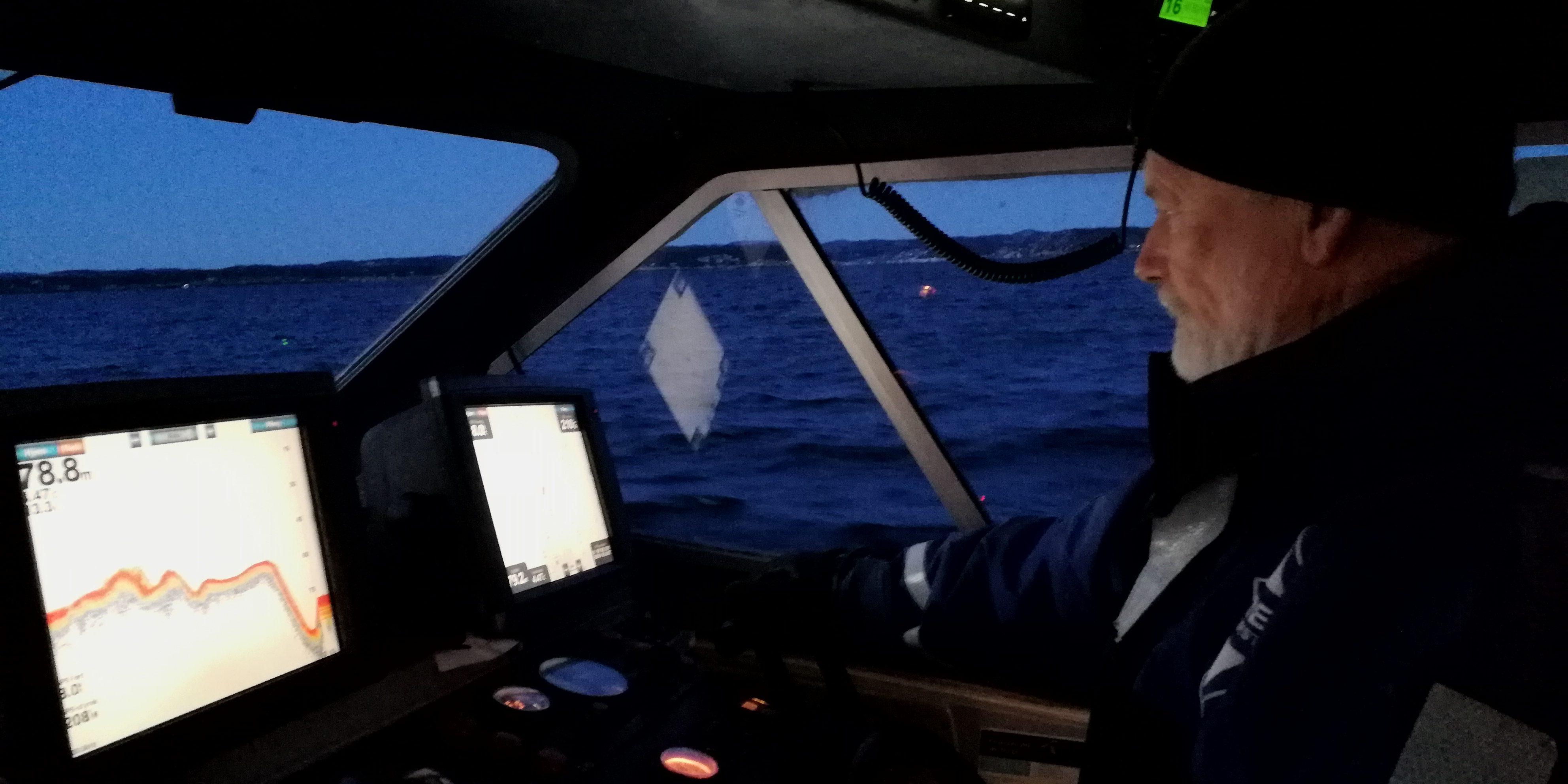 Skipperen Per Grefstad