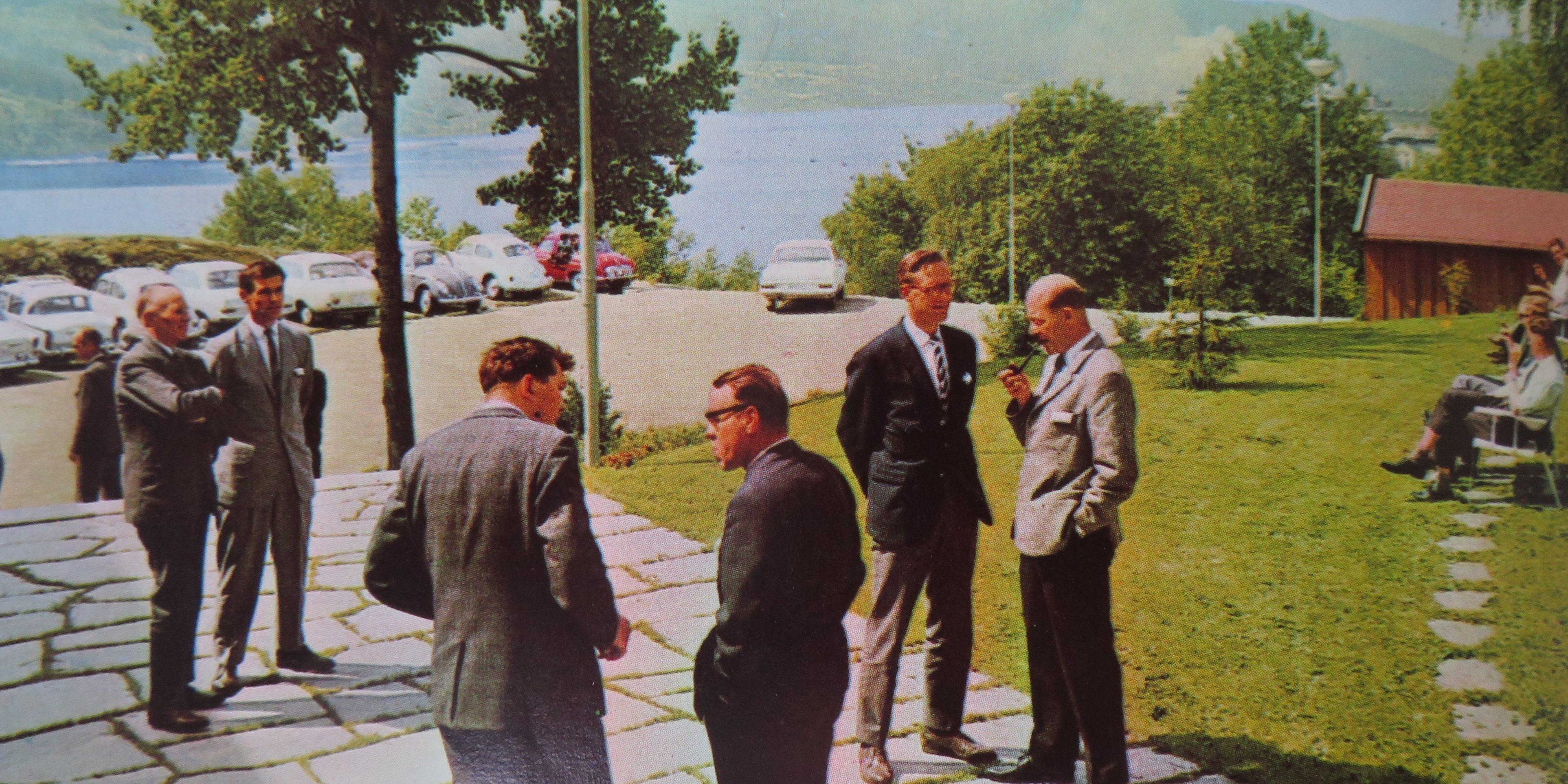 Kurs & Konferanse 1970