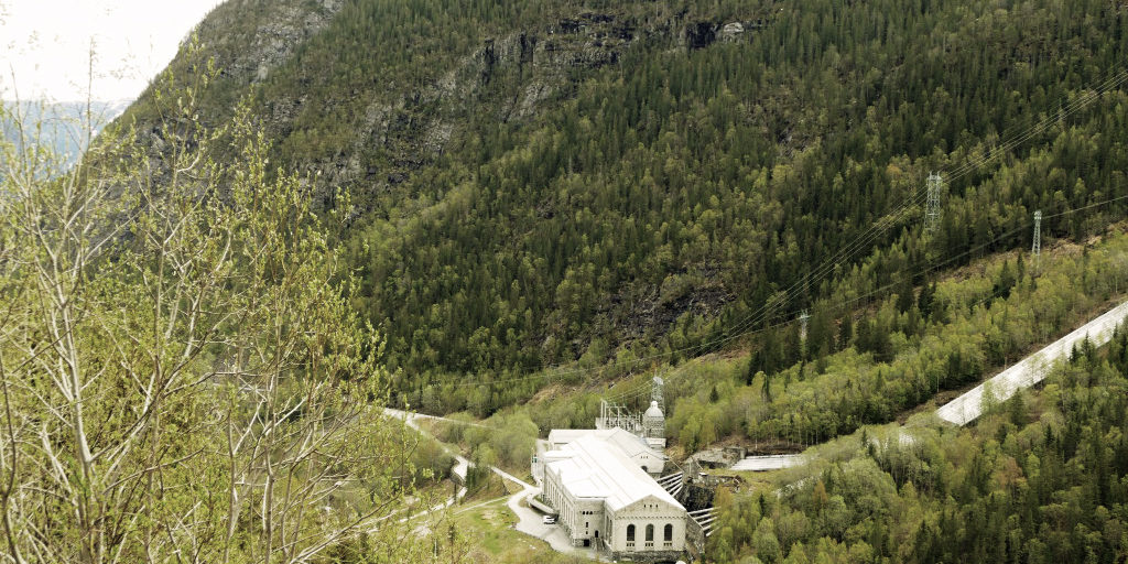 Vemork, norsk industri -og krigshistorie