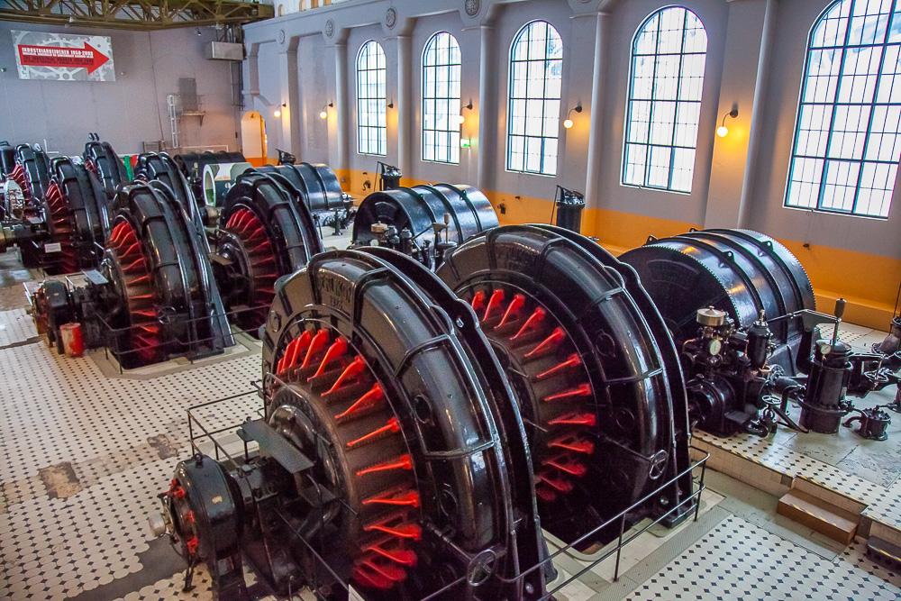 Norwegian Industrial Workers Museum Foto: Silvia Lawrence