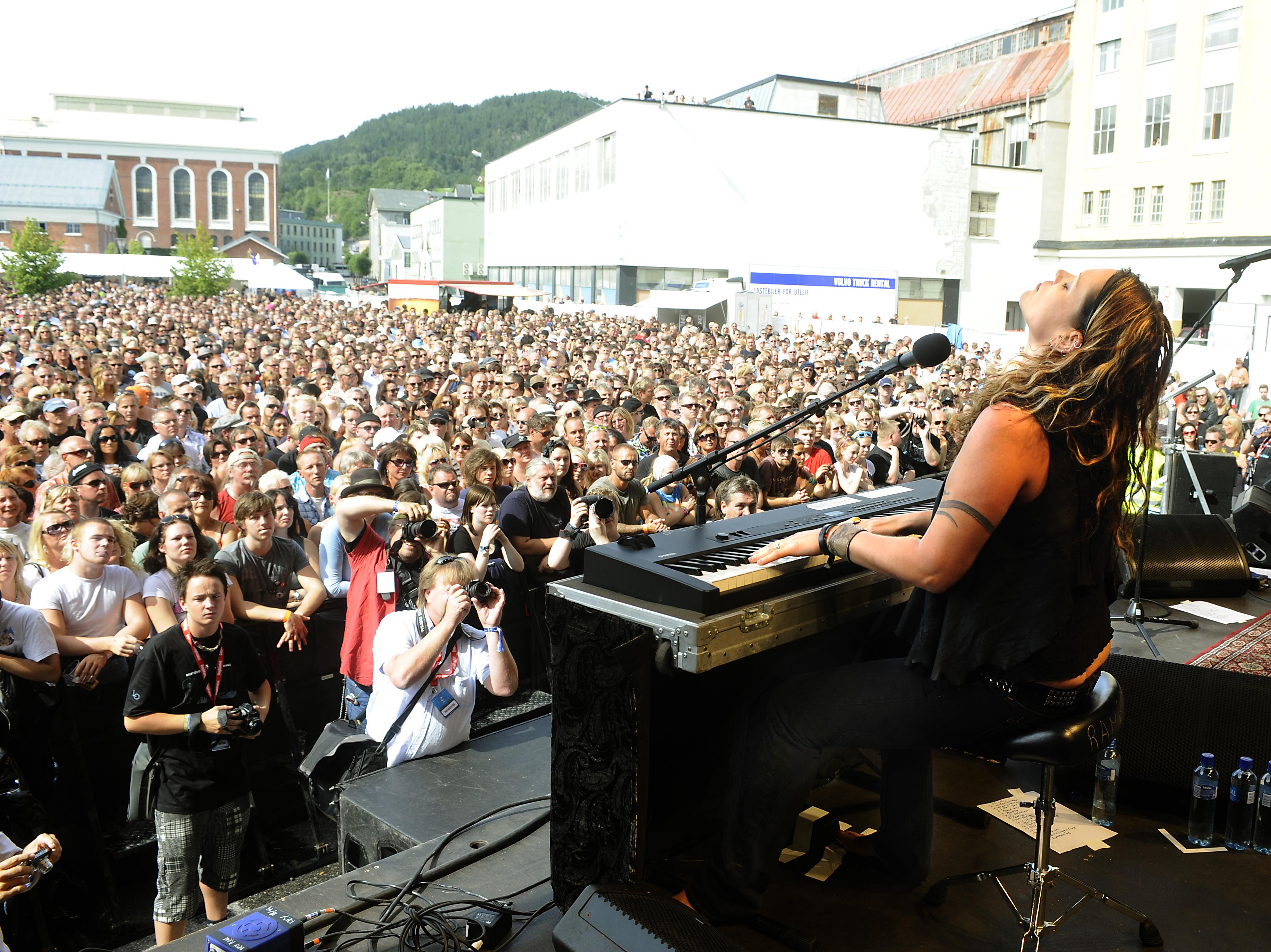 Notodden Bluesfestival 2009 Beth Hart