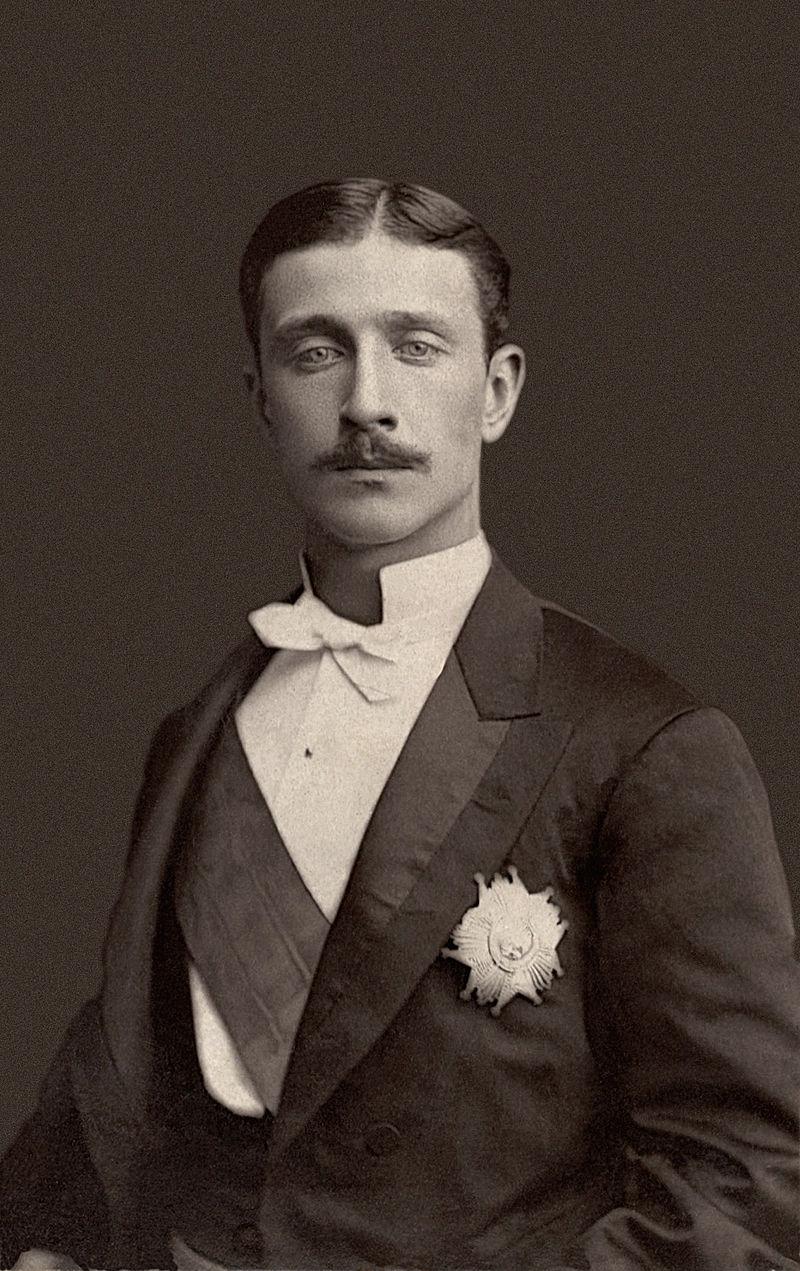 Napoléon Eugène Louis Jean Joseph i 1878