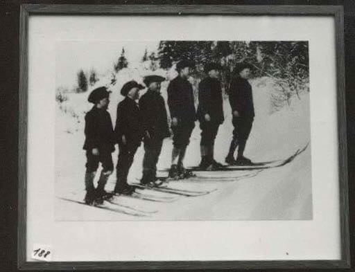 Klart for hopprenn, foto Norsk Skieventyr