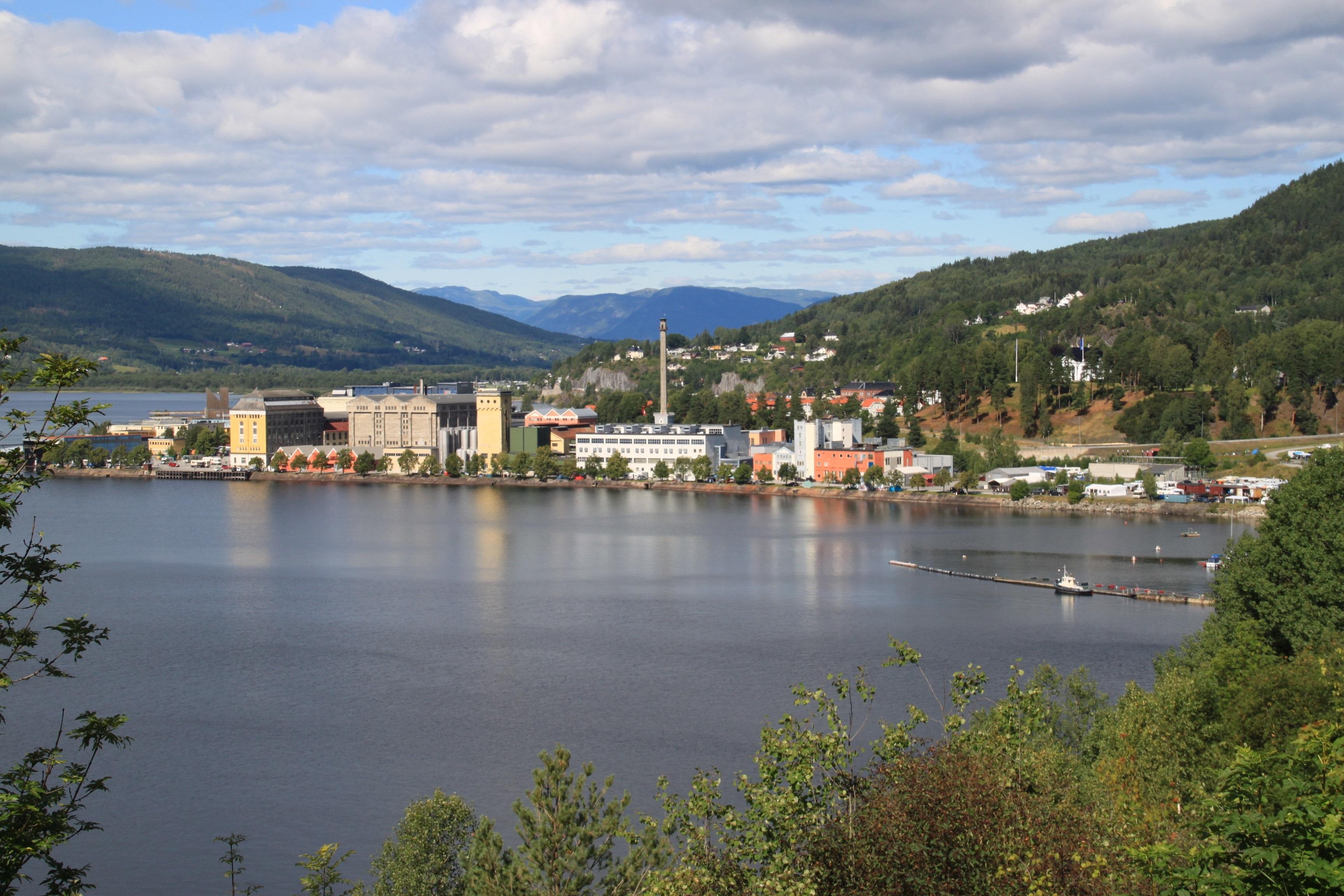 Rallerene kom til Notodden tidlig på 1900 tallet. Nå er byen kjent som Europas blues hovedkvarter Foto: B.O Holmberg
