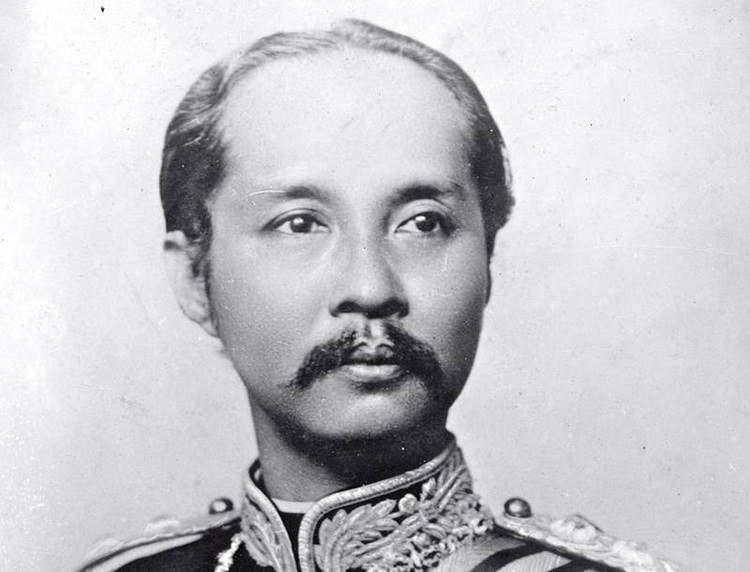 Kong Chulalongkorn av Thailand (Rama V, født 20. september 1853, død 23. oktober 1910) var konge av Siam fra 1868 til 1910.