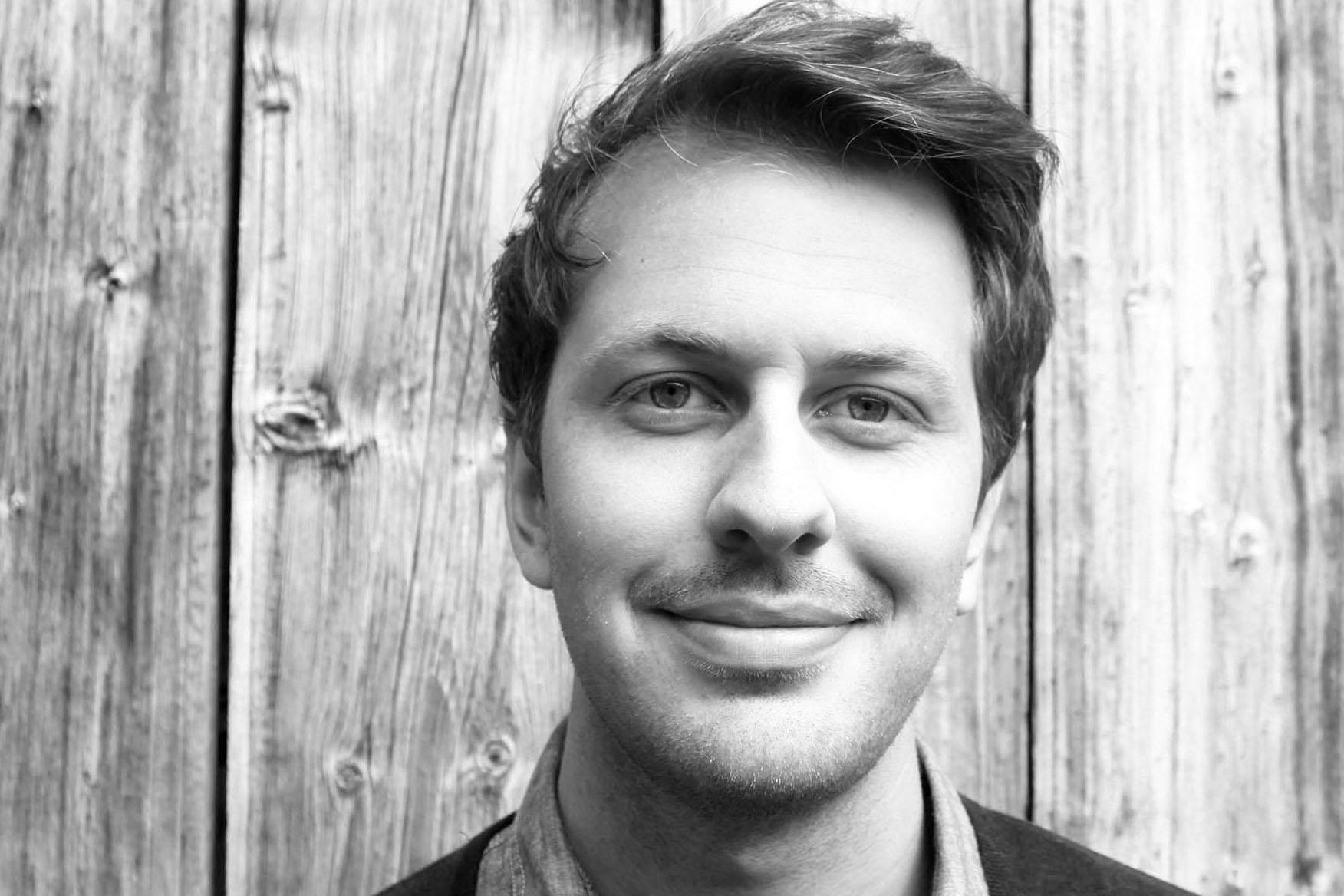 Arkitekt David Fjågesund i Feste landskap/Arkitektur