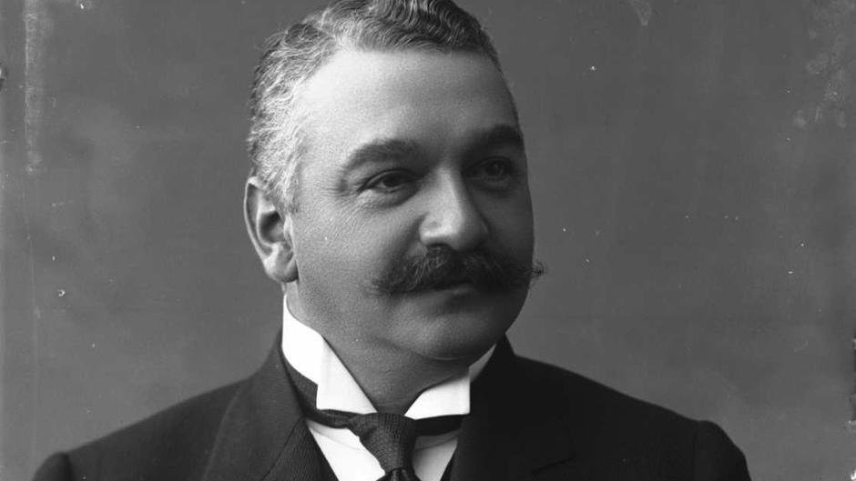 Sam Eyde – Hydros første generaldirektør