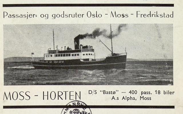 Foto: Mossehistorien