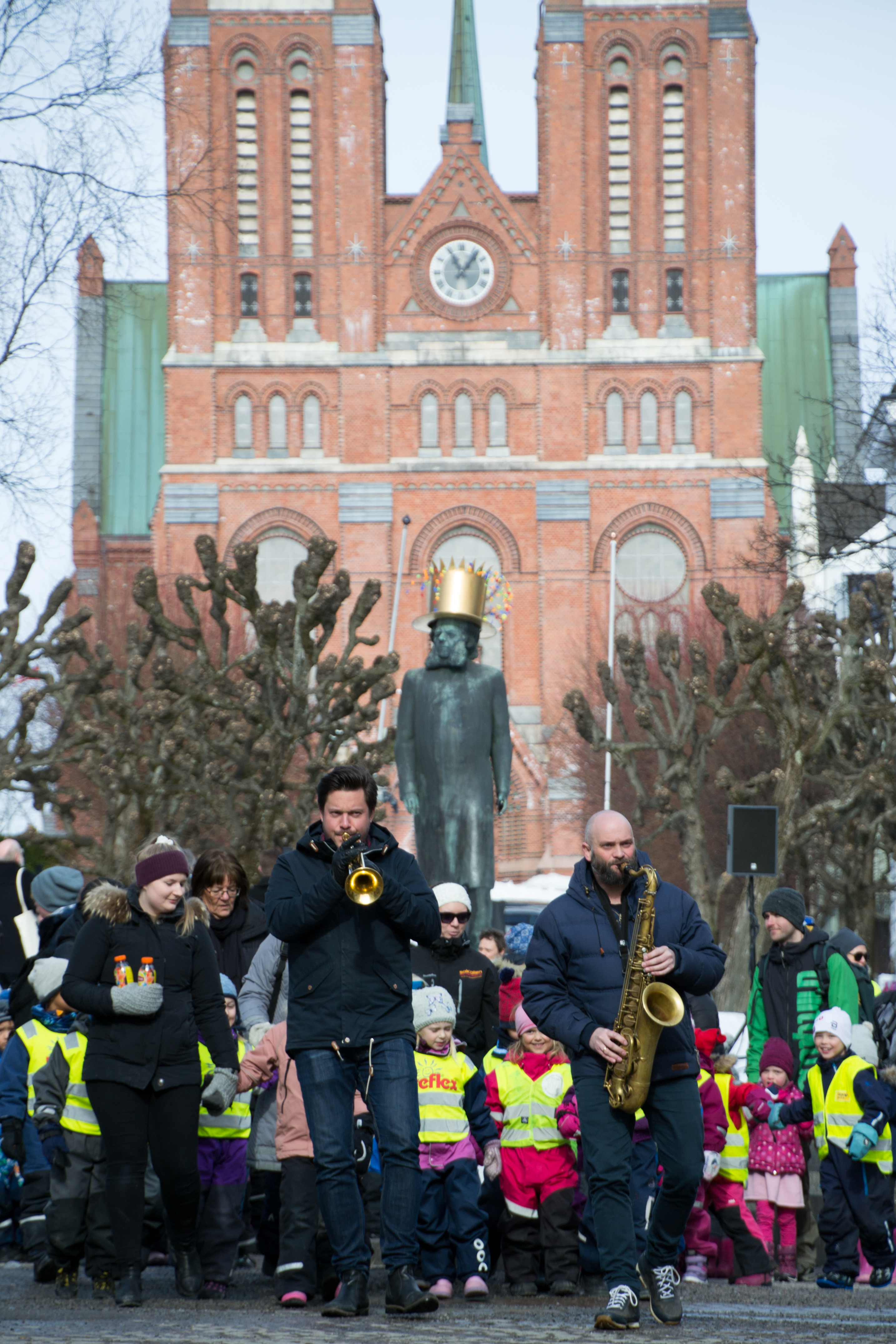 Ibsen feiring Foto: Skien Kommune