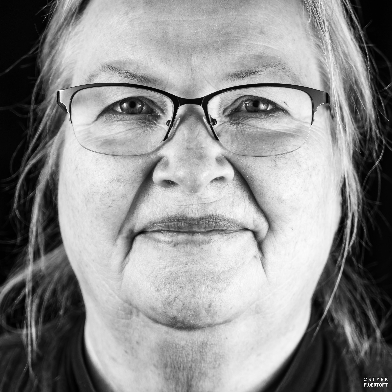 Ingerid Hayes Foto: Styrk Fjærtoft