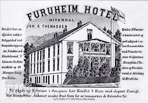 Alt gikk ikke som forventet da kongen av Siam med følge kom på uanmeldt lunsj til Furuheim Hotel, men kongen tok det hele med et smil.