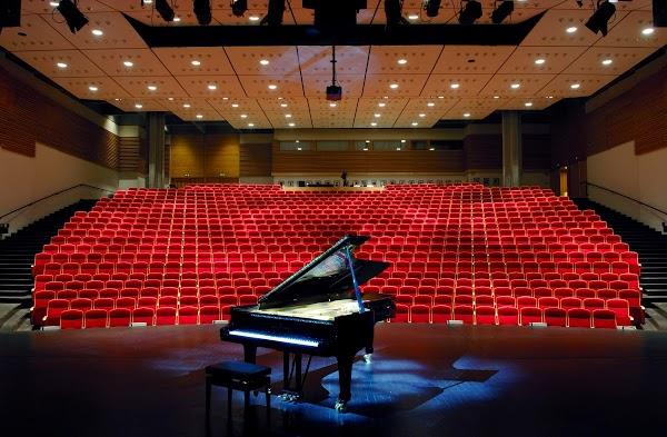 Ibsenhuset, konsertarena for Jazzfest Skien