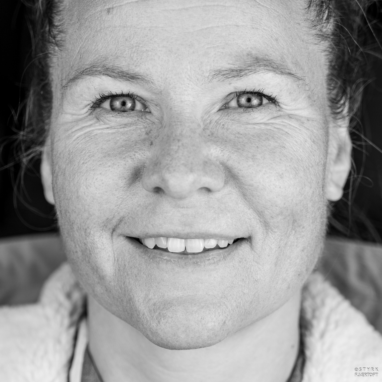 Monica Sølyst, prosjektleder for Hamaren Aktivitetspark Foto: STYRK FJÆRTOFT