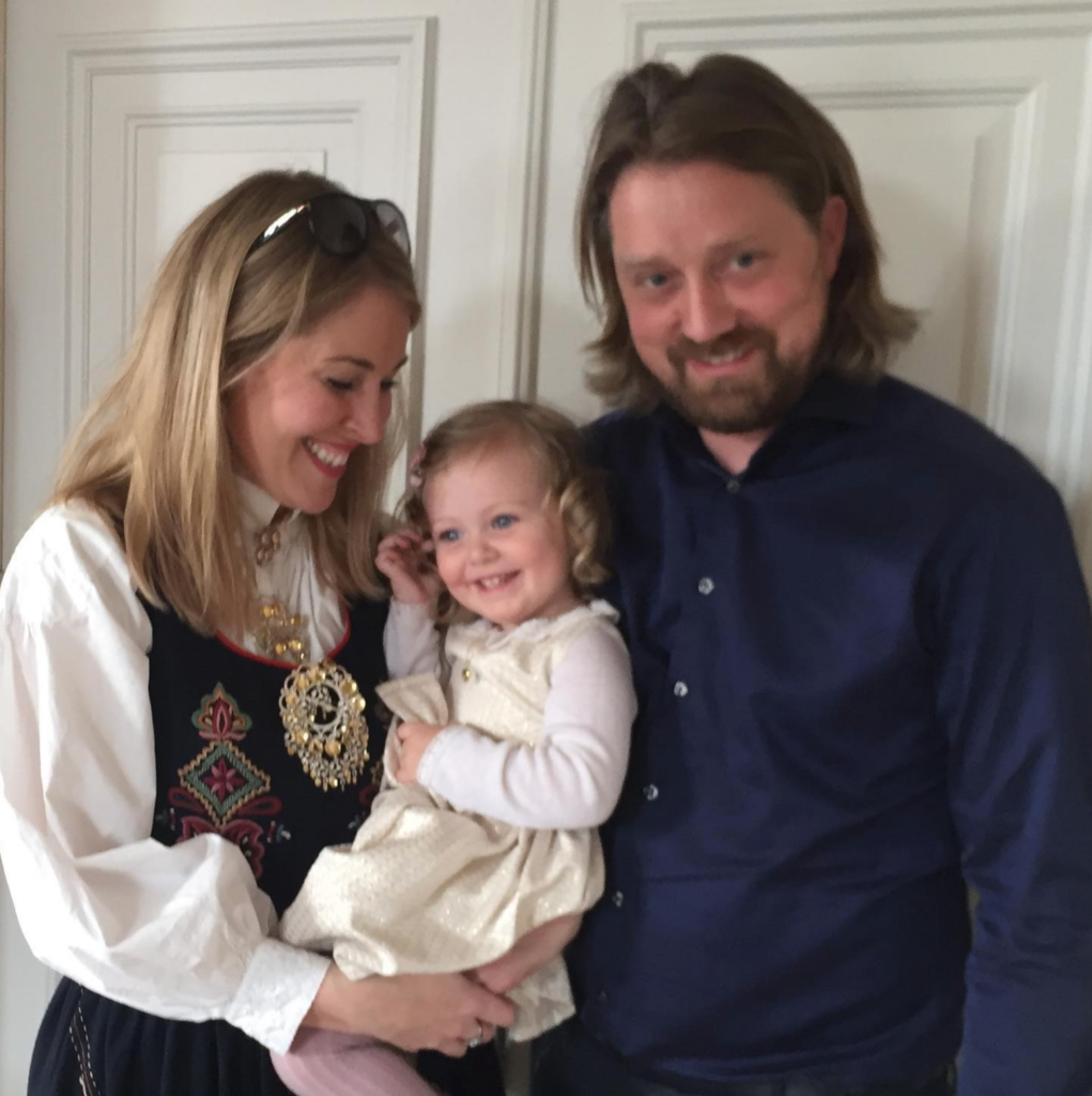 Driverparet Malin Torsdatter Abrahamsen og Einar Z. Gurholt