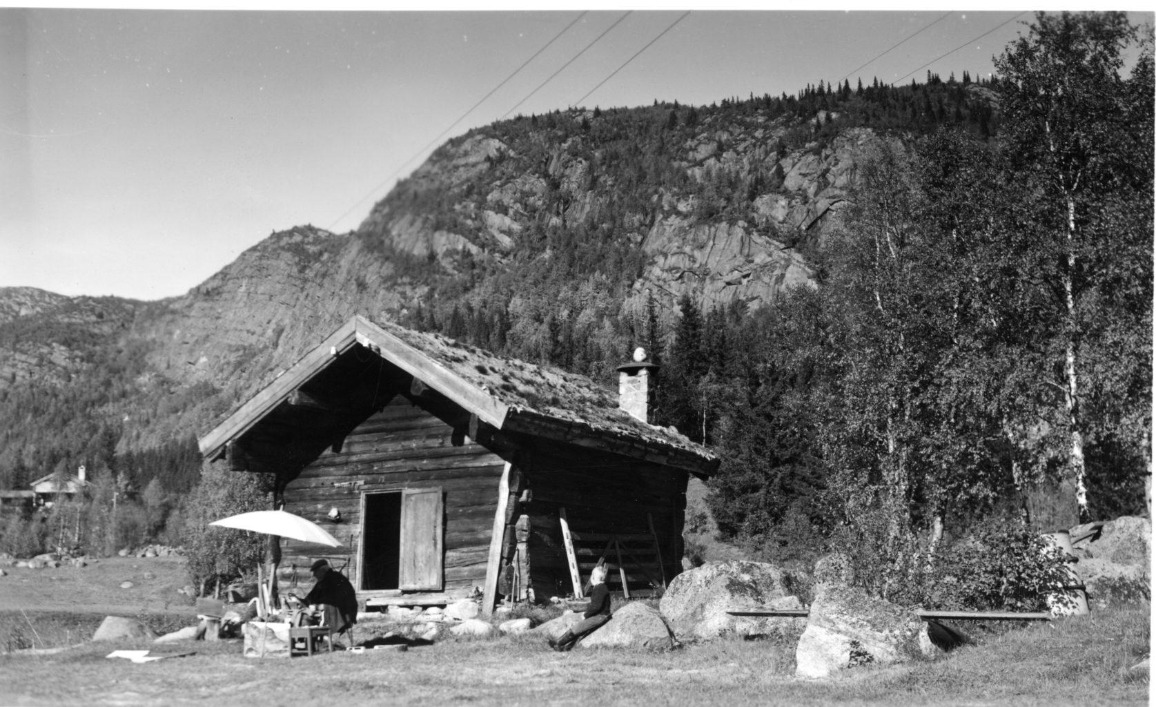 Jon A Bleie Hardanger og Voss museum (2)