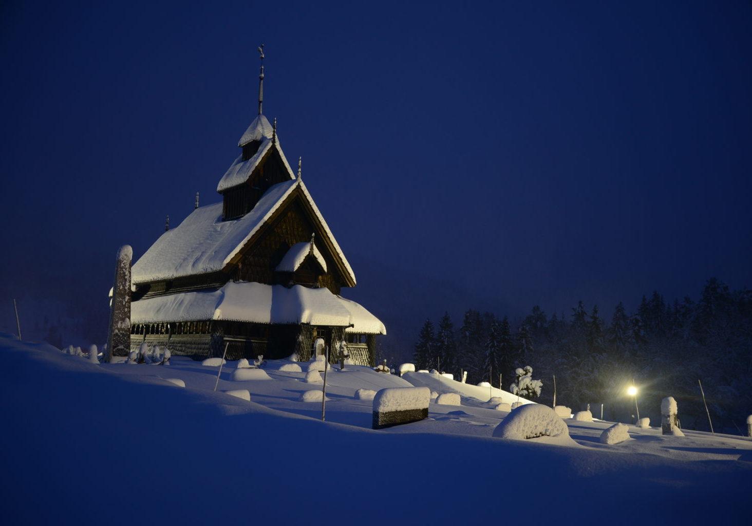 Eidsborg stavkyrkje Foto Robert Hansen