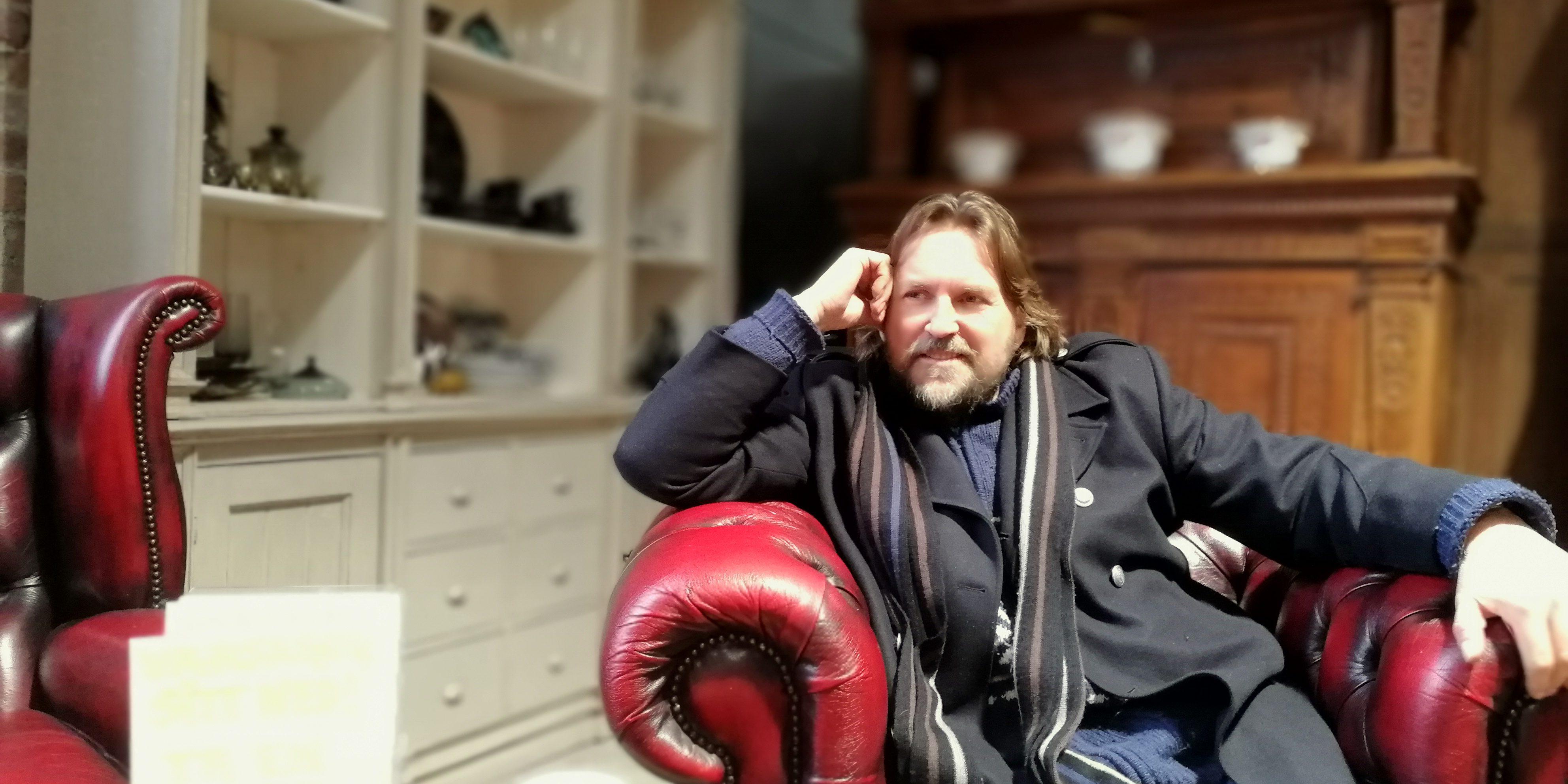 Svein Levi forteller om en helt utrolig reise