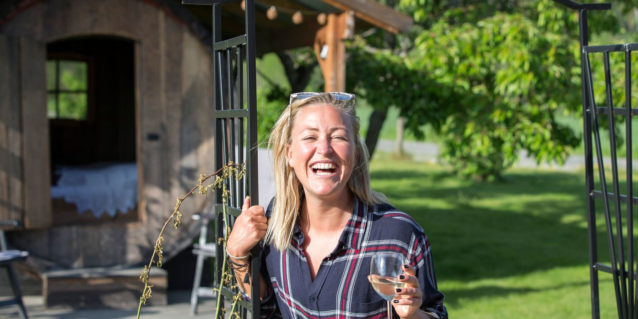 Stine Hartmann i Fruktbygda, Telemark