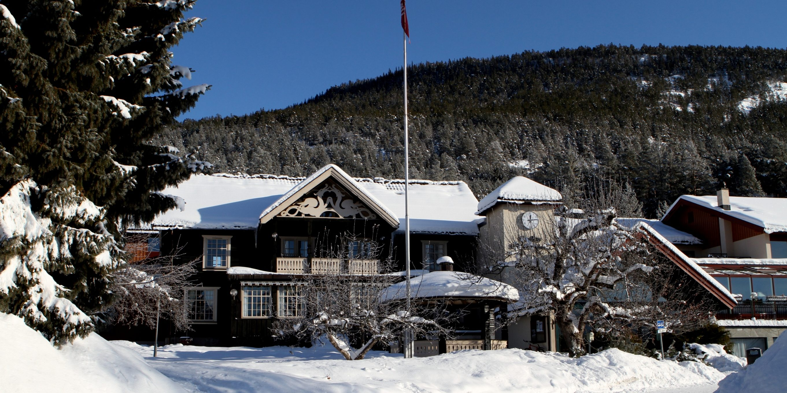 Quality Straand Hotel, Vrådal