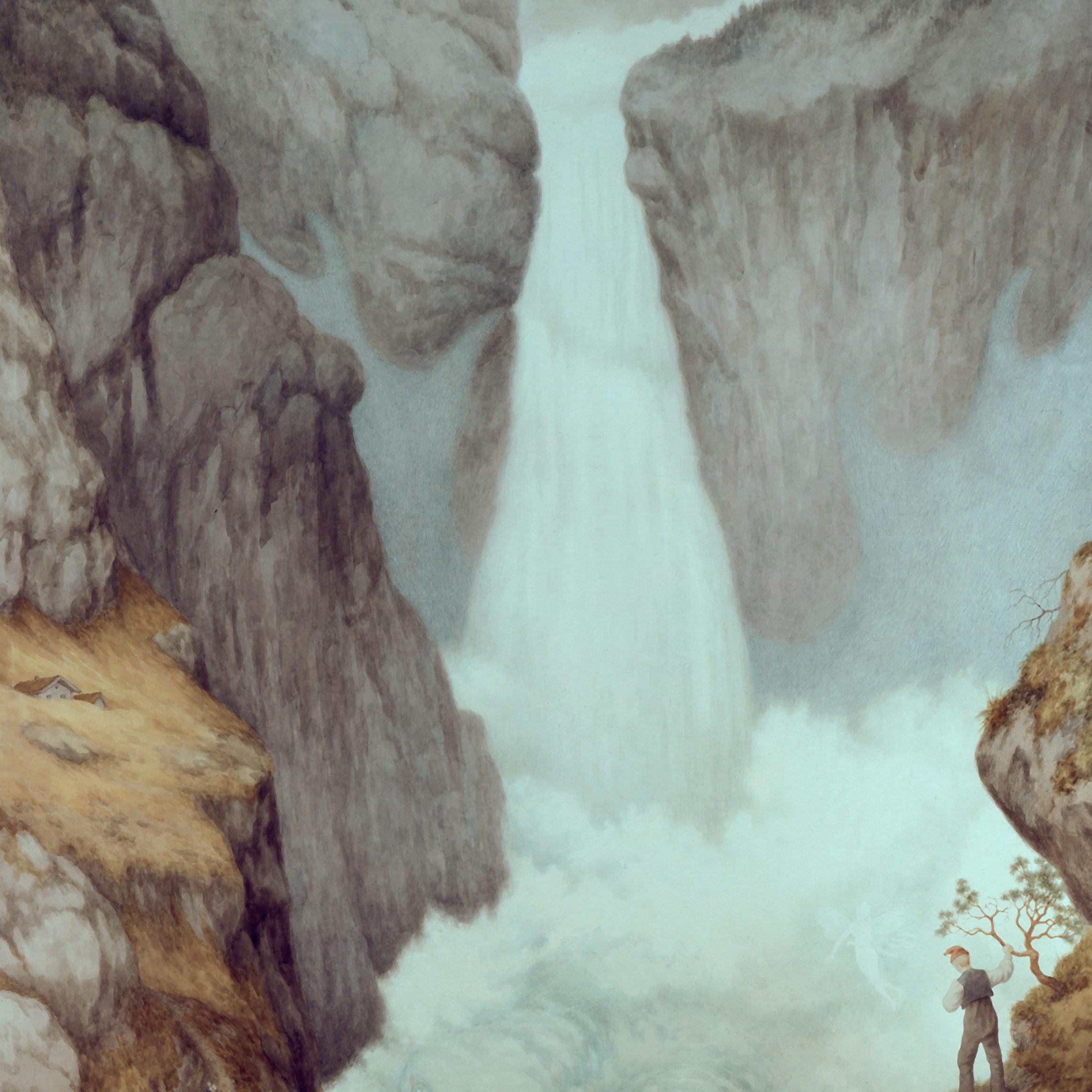 """Th. Kittelsen Svelgfoss-serie- """"Askeladden"""""""