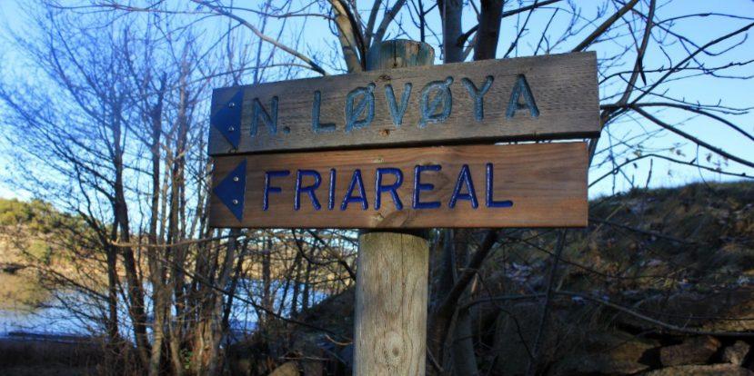Løvøya Friareal