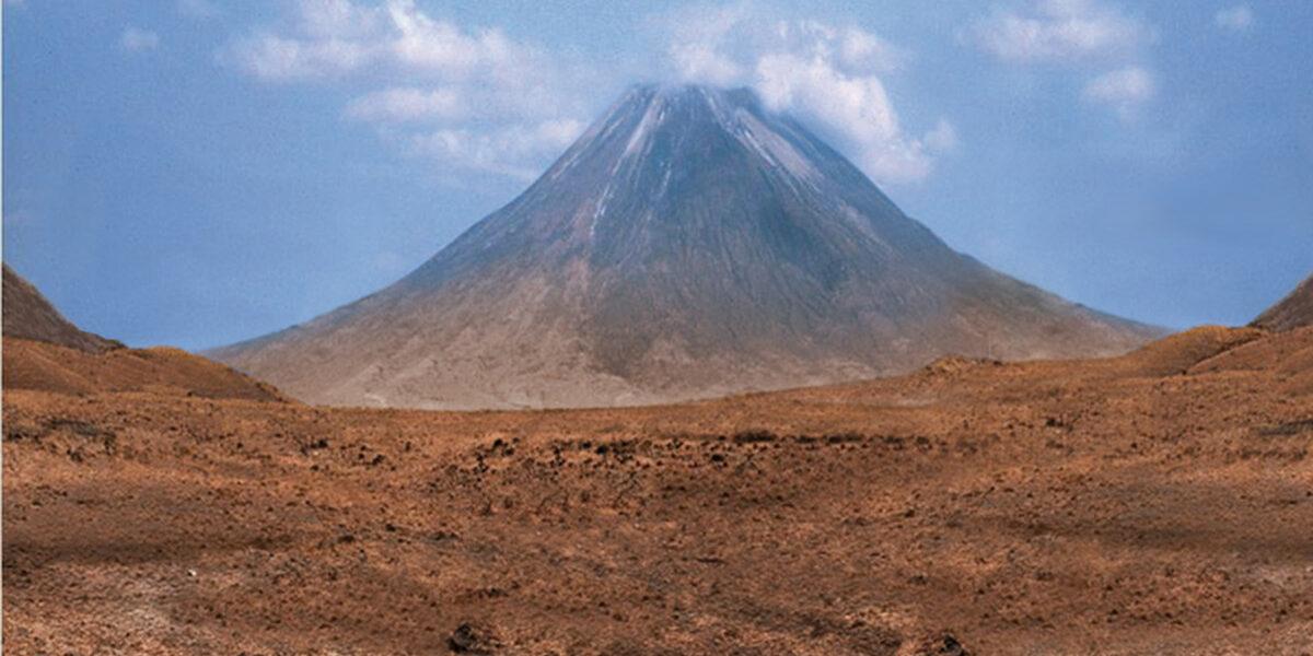 Doinyo Lengai i Tanzania